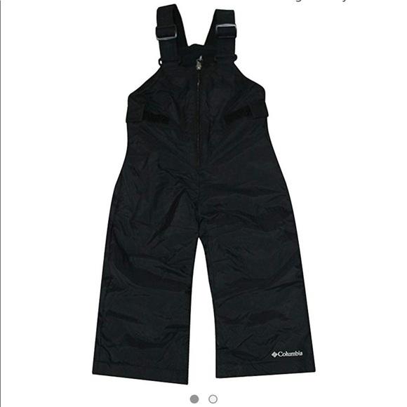 Nwt Columbia Chillee Bib SnowPants 2T Snow Pants Toddler Kids  Girls Boys